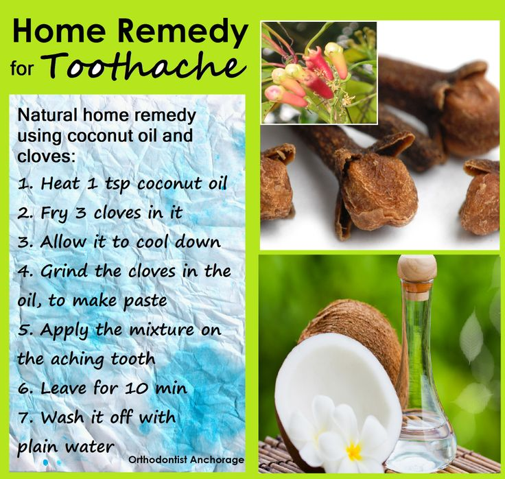 Natural Ways to Treat Toothache