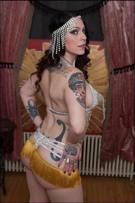Dannie d from american pickers burlesque