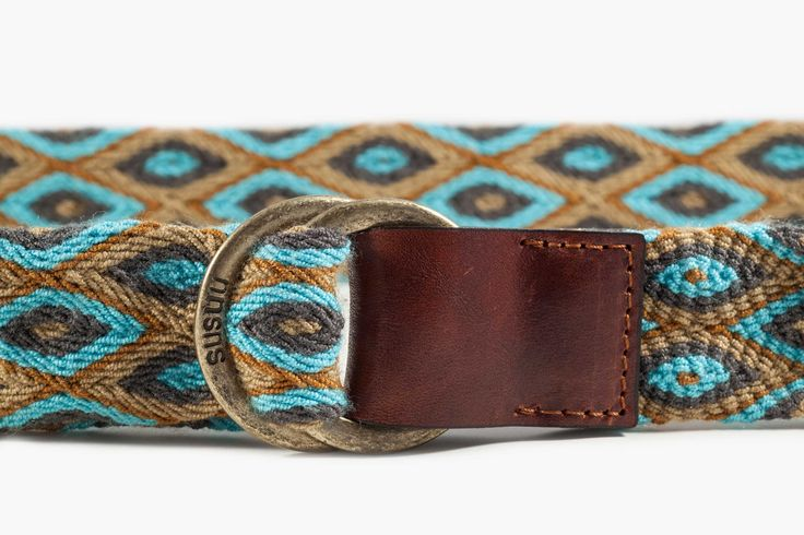 nuestro cinturon wayuu exclusivo de susuu