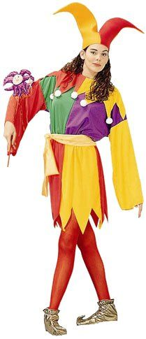 LATELIFE MUSINGS...: DON'T SEND IN THE CLOWNS  Jester Middle Ages Wear