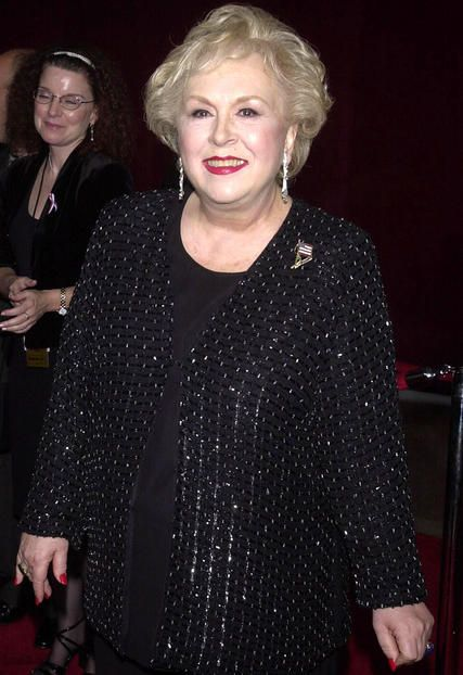 Born November 1925, Doris Roberts was an Emmy-winning actress, best known for her later work as Marie Barone on Everybody Loves Raymond. She won four of her five Emmys for that role; she took home her first in 1983 for her turn on St. Elsewhere. She also appeared in numerous feature films, including Grandma's Boy and National Lampoon's Christmas Vacation. The actress also participated in several charities, including extensive work with the group Puppies Behind bars. She died April 17...