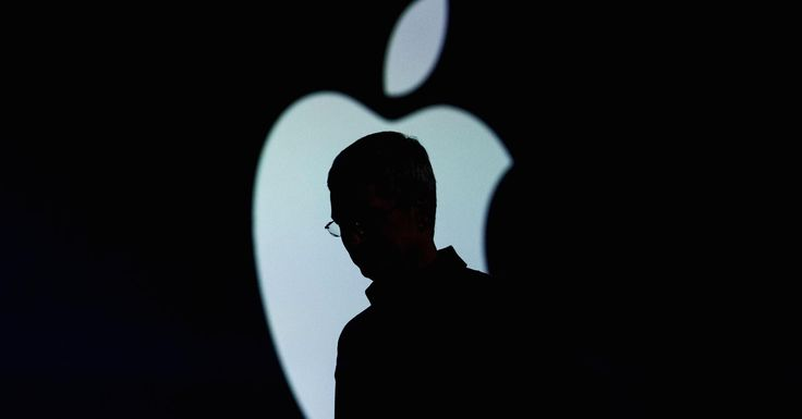 Here's an article from CNBC explaining how Apple's low stock prices recently may be due to Tim Cook's leadership style.
