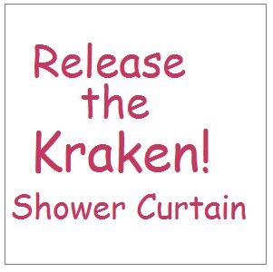 Looking for a kraken shower curtain?  Great selection of different styles.  Release the kraken in your bathroom!  #krakensshowercurtainglam  #octopusshowercurtainglam