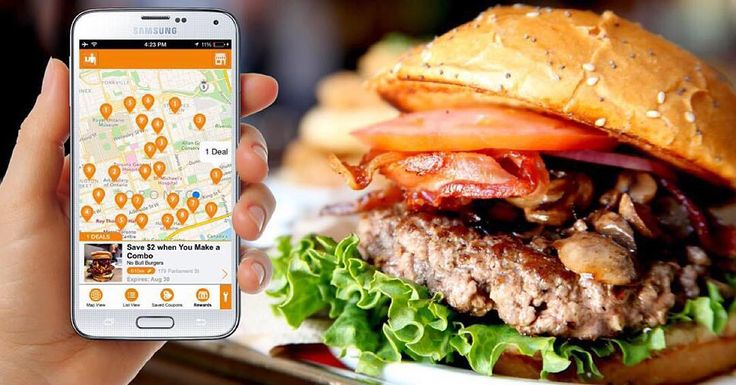 Yes please! Deals on burgers & more in #Toronto with the #ImpulsivityApp  Download it for FREE at the AppStore & Google Play.  #ImpulsivityDeal #Burger #deals