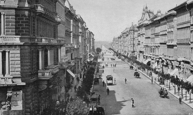 """Képtalálat a következőre: """"budapest régen andrássy"""""""