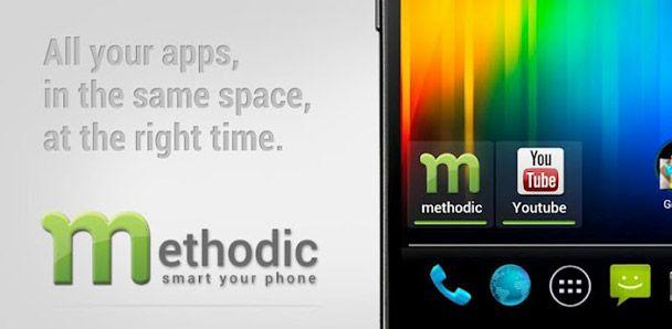 Methodic Smart Shortcuts: la giusta app al momento giusto sulla tua home
