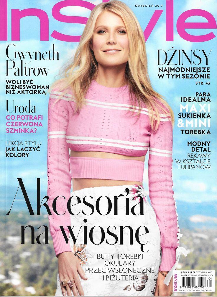 W kwietniowym wydaniu magazynu InStyle szefowa działu urody przedstawia wybrane przez siebie kosmetyki, wśród których pojawiła się Konturówka do ust Arbonne.