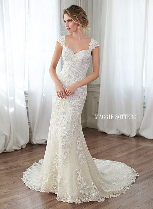 18d7f25cb110 Maggie Sottero Wedding Dresses | Colored wedding dresses | Maggie sottero  wedding dresses, 2016 wedding dresses, 2015 wedding dresses