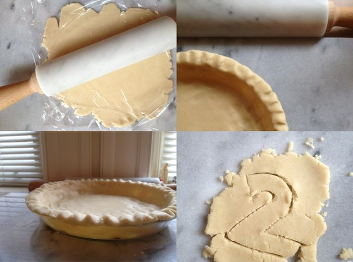 gluten free vegan pie crust & apple pie recipe
