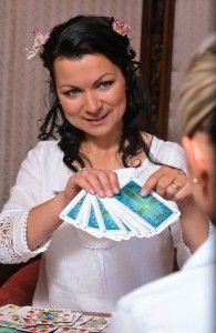 kartářka Helen Stanku výklad karet