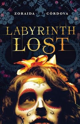 Book-o-Craze: REVIEW | Labyrinth Lost by Zoraida Córdova