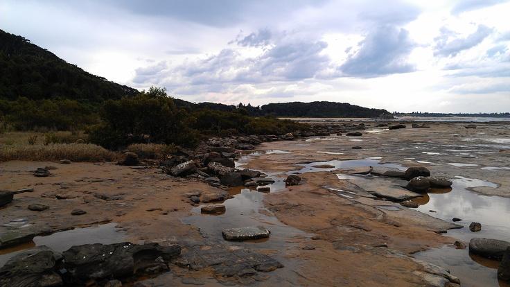Bateau Bay beach, Australia