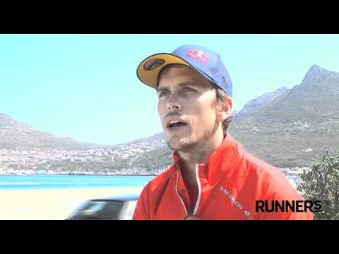 A little chat with trail runner, Ryan Sandes.