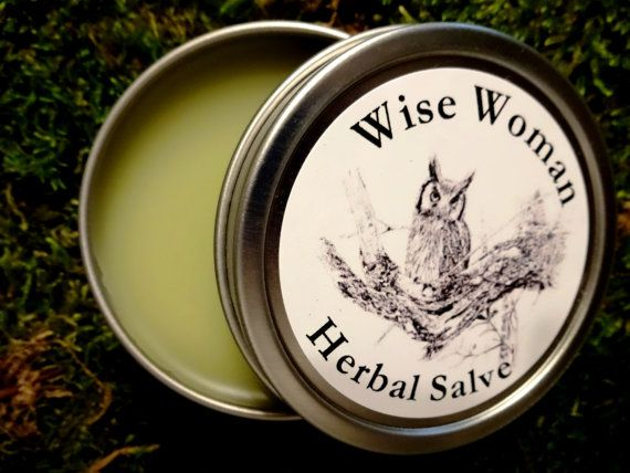 Based on an herbal recipe at least 500 years old, this salve will help with an amazing list of ailments. Great for scrapes, scratches, bug bites, rashes, cracked skin, raw elbows, fingers and knees, sunburn, eczema, psoriasis and skin irritations of all kinds. Pure high-quality olive oil is infused with certified organic comfrey, calendula and St. John's Wort, then enhanced with lavender, tea tree, clary sage, chamomile and other essential oils and thickened with pure organic beeswax.  The…