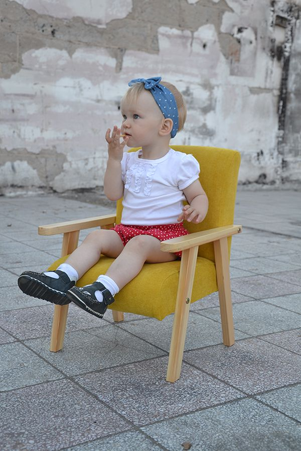 kids armchair sweet