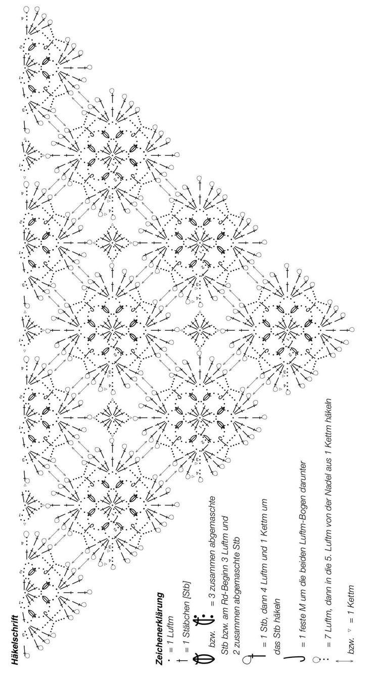 Bogen Stehle 1206 best häkeln images on crochet motif crocheting and