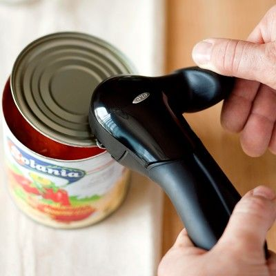 Just bought myself this new can opener Smooth Edge Can Opener on Williams-Sonoma.com