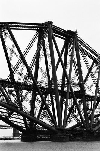 https://flic.kr/p/nWQCmJ | Forth Bridge LQ | Nikon F70