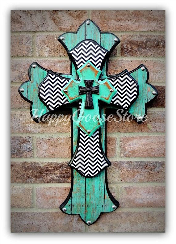 Decorative Crosses For Wall best 10+ wall crosses ideas on pinterest | rustic cross, wall