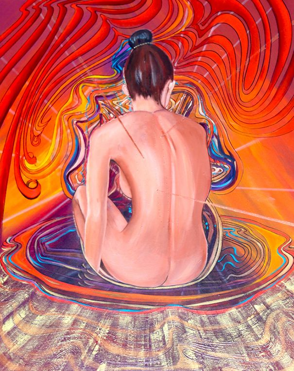Acupuncture Energy by Giselle Luske