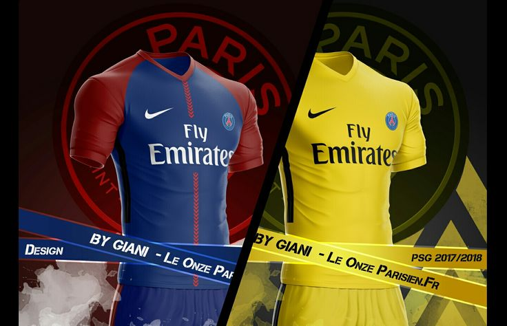 Exclu : Les visuels des maillots du PSG 2017-2018 ! - http://www.le-onze-parisien.fr/exclu-les-visuels-des-maillots-du-psg-2017-2018/
