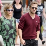 Ryan Gosling and Eva Mendes enjoy some quality time while up north and take a trip to the Niagara Falls Amusement Park in Ontario, Canada on June 6, 2012. The hot Hollywood couple took a ride on the Sky Wheel to get the best view of the iconic Niagara Falls http://www.starsightings.com/photo/view/100886/2012/06/06/Eva-Mendes,-Ryan-Gosling-Ontario,-Canada-Niagara-Falls.html