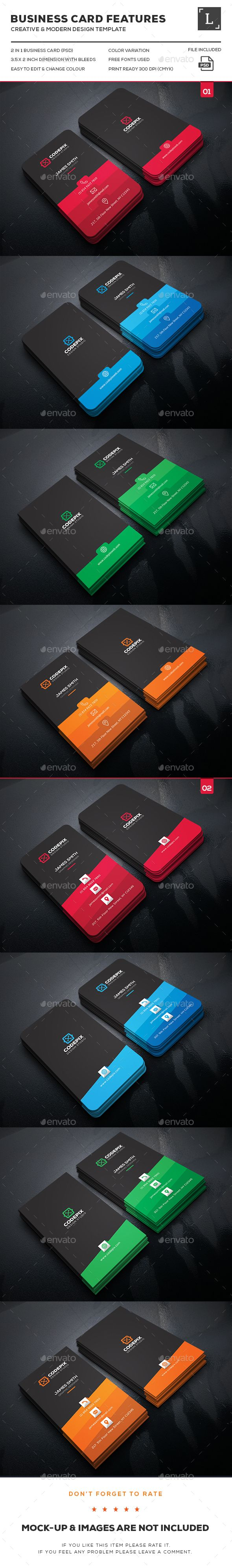 Shade Business Card Bundle Templates PSD. Download here: http://graphicriver.net/item/shade-business-card-bundle-/16345021?ref=ksioks