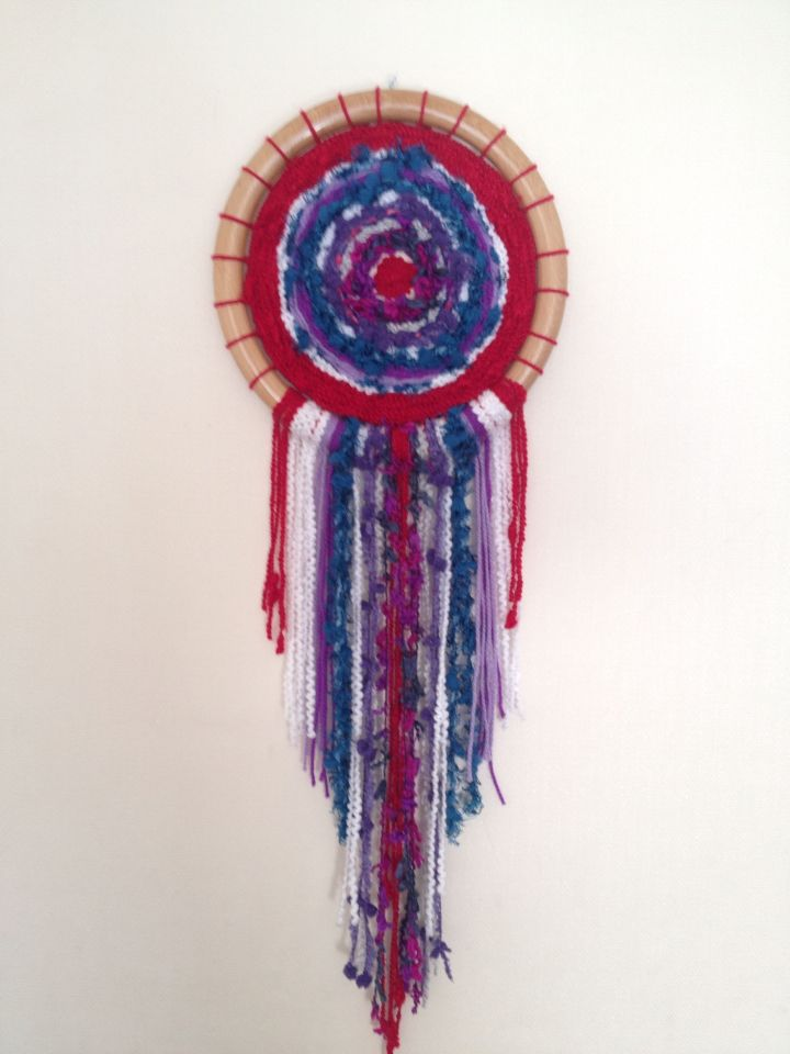Weaving - Mandala - ArteLibelula©