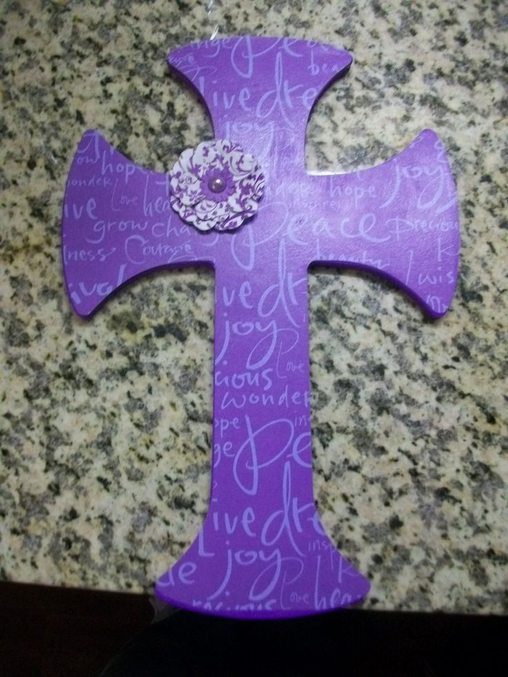 Chipboard cross crafts pinterest crosses