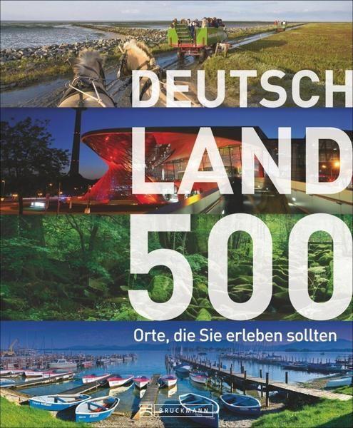 Hier kommt er, der Geheimtipp-Reiseführer für Deutschland! Von Höhlenabenteuern und Safari-Lookouts über interaktive Museen und idyllische Campingplätze bis hin zu Erlebniswanderungen, Radausflügen und romantischen Burgen. Entdecken Sie Deutschland, und Sie werden staunen, welche Schätze ganz in Ihrer Nähe verborgen liegen. Unterwegs in Deutschland zu den 500 besten Zielen – mehr brauchen Sie nicht!<br>