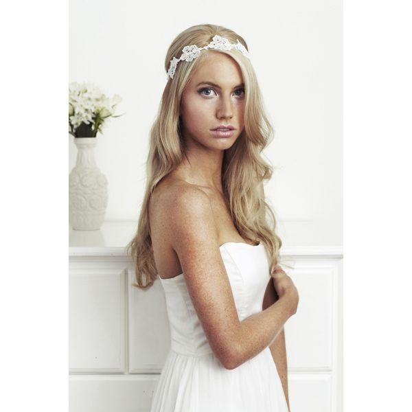 boho wedding hair pieces | Bohemian Wedding Headpieces | My Modern ...