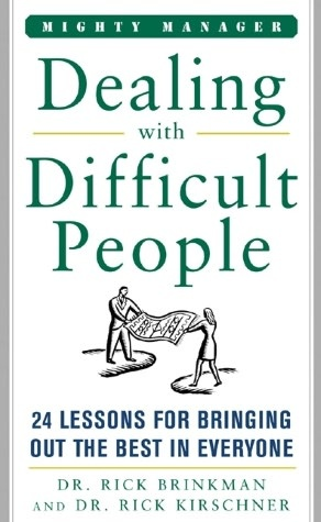 5 Techniques To Deal With Difficult People