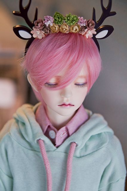 Dolls † (BJD) Ball-jointed Doll  CAFE CASAMINGO by * S S O U L _ D O L L Y * on Flickr.