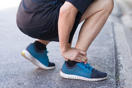 Ankle Injuries - Ankle Pain - Sinew Therapeutics