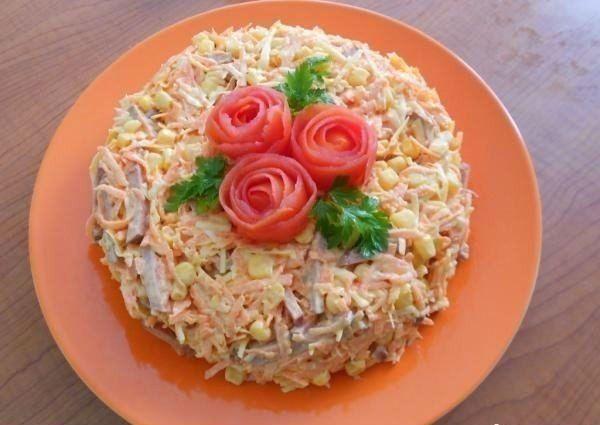 Простые и дешёвые рецепты. Часть 2 - салаты / Болталка / Кулинария