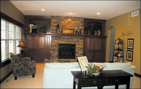 Pictures Of Living Room With An Off Centered Fireplace The Sitting Room In The First Room When