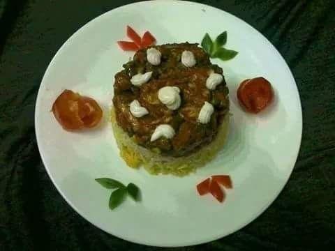 SINGAPOREAN RICE Recipe by Arshia Ahmad on Plattershare
