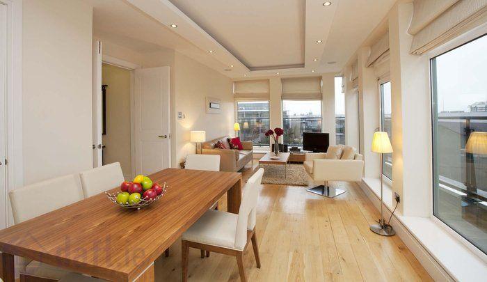 Penthouse, Adelaide Square, Whitefriar Street, Dublin 2 - 1 bed apartment to rent at €920 per week from Scandik Property Services Limited. Click here for more property details.