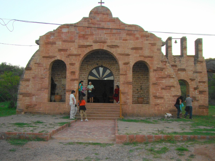 Capilla Cerro Colorado
