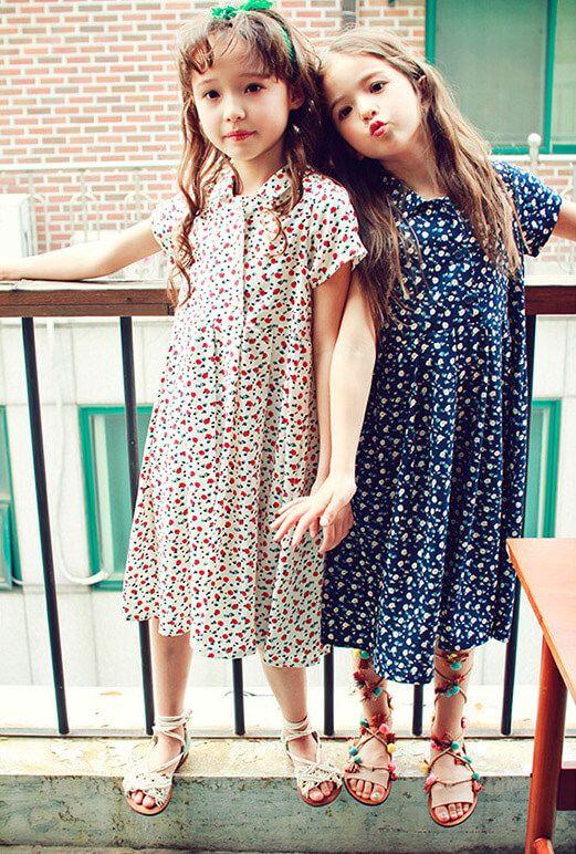 Le Girl Lazy Dress (2C)