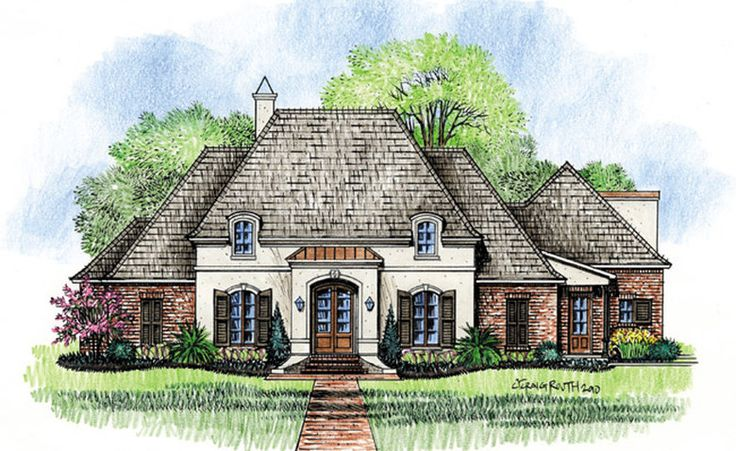 1000 ideas about madden home design on pinterest for Acadian country house plans