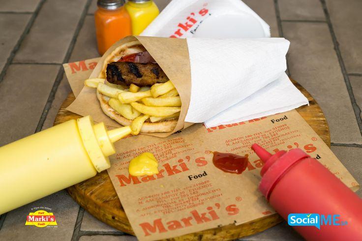 Πάντα δίπλα σας με την καλύτερη και γρήγορη εξυπηρέτηση!! Παραγγελία Online: www.markisfood.gr με -20% στην πρώτη σου παραγγελία..!!! #MarkisFood #Food #Thessaloniki