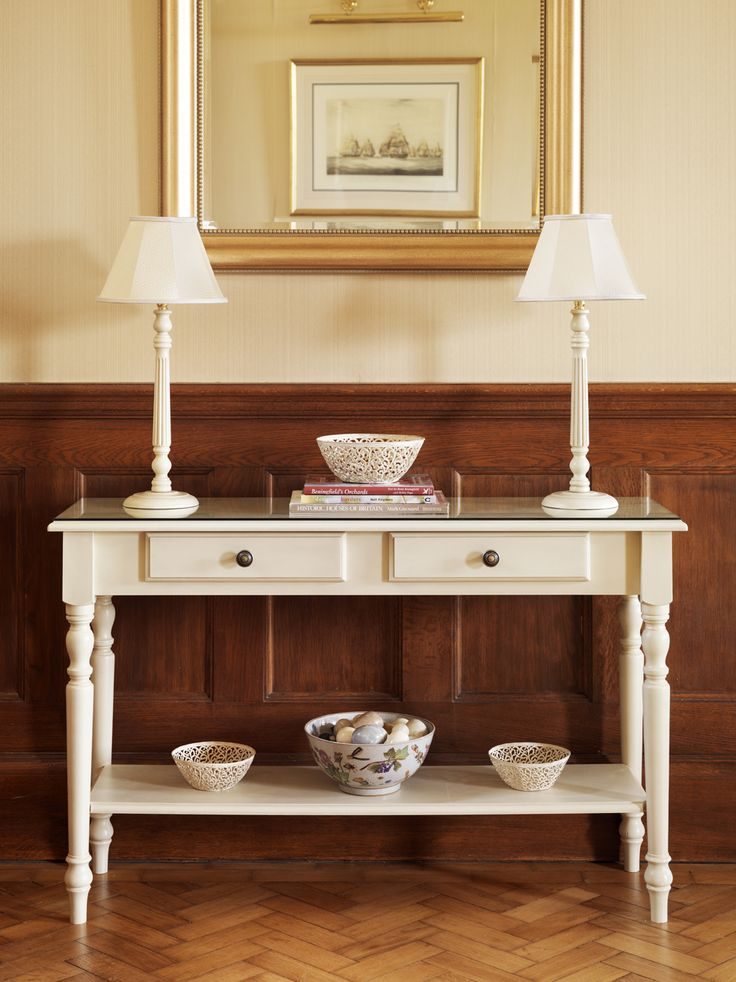 narrow console tables here home hallway tables french