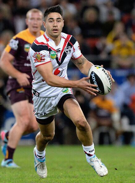 Shaun Johnson Warriors vs Broncos