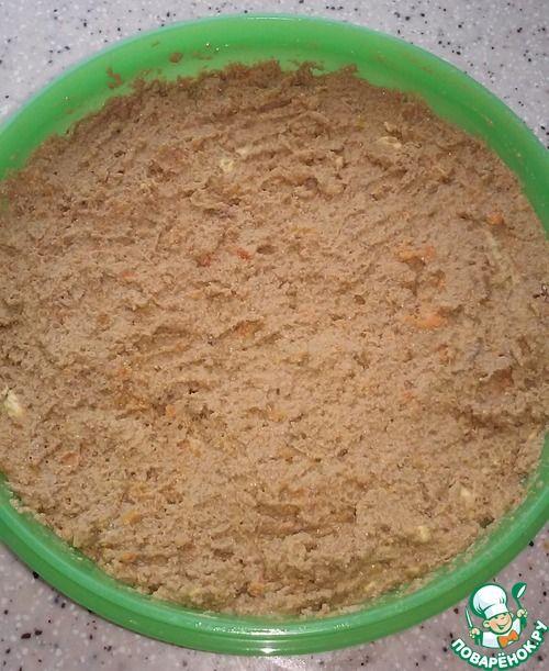 Паштет из печени - кулинарный рецепт