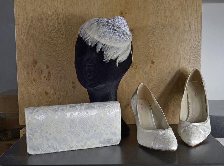 Hoeden Martine Verstraeten - Collecties - Dameshoeden - Elsa Coloured Shoes
