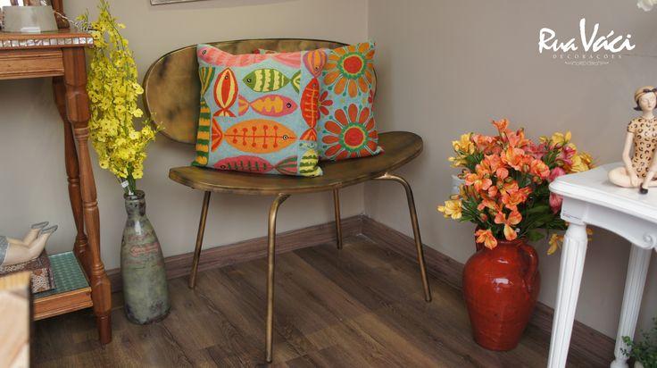 Almofadas coloridas #ruavaci #pillow