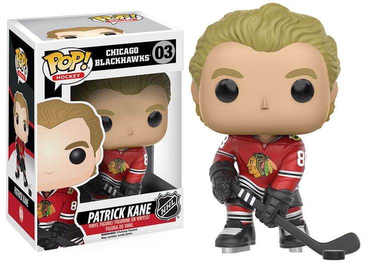 Patrick Kane (Chicago Blackhawks) NHL Funko Pop!