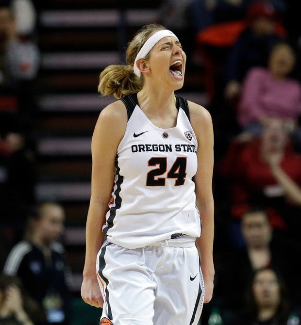 Wiese, who is pegged as a top-10 overall pick in various mock drafts, just wrapped a record-breaking career in Corvallis. She averaged 15.2 points, 4.9 rebounds and 4.5 assists per game while ranking 16th nationally in three-point field goal percentage (42.6).