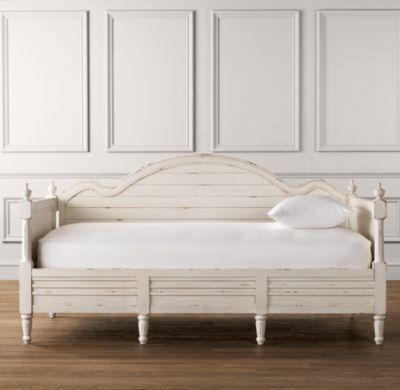 Delfina Daybed | Beds & Bunk Beds | Restoration Hardware Baby & Child | Argyle Restoration ...